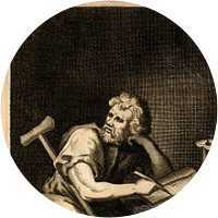 Picture of Epictetus