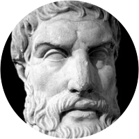 Picture of Epicurus