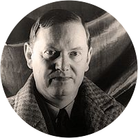 Picture of Evelyn Waugh