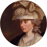 Picture of Fanny Burney