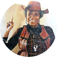 Picture of Florynce Kennedy