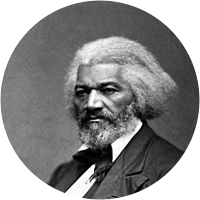 Picture of Frederick Douglass