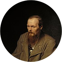 Picture of Fyodor Dostoyevsky