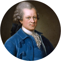 Picture of G. E. Lessing