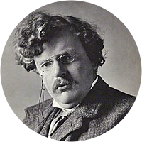 Picture of G. K. Chesterton