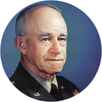 Picture of Gen. Omar Bradley
