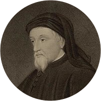 Picture of Geoffrey Chaucer