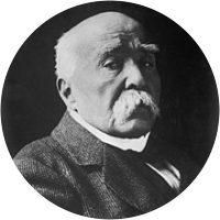 Picture of Georges Clemenceau