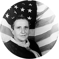 Picture of Gertrude Stein