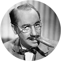 Picture of Groucho Marx