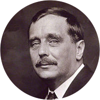 Picture of H. G. Wells