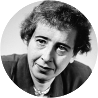 Picture of Hannah Arendt