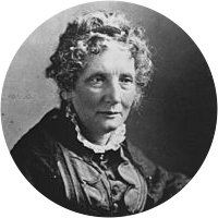 Picture of Harriet Beecher Stoew