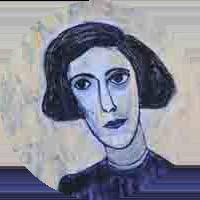 Picture of Helen Schucman