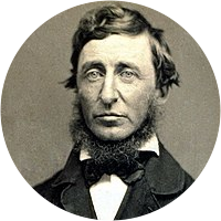 Picture of Henry David Thoreau