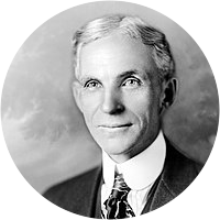 Picture of Henry Ford