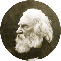 Picture of Henry Wadsworth Longfellow
