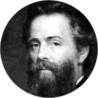 Picture of Herman Melville