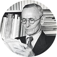 Picture of Hermann Hesse