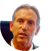 Picture of Howard Schultz