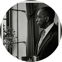 Picture of Howard Thurman