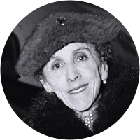 Picture of Isak Dinesen