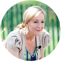 Picture of J. K. Rowling