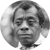 Picture of James Baldwin