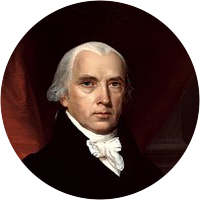 Picture of James Madison