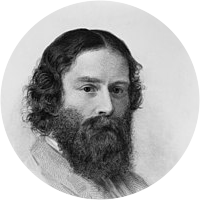 Picture of James Russell Lowell