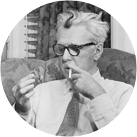 Picture of James Thurber