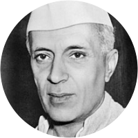 Picture of Jawaharlal Nehru