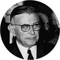Picture of Jean-Paul Sartre