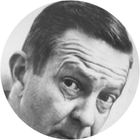 Picture of John Cheever