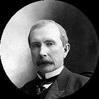 Picture of John D. Rockefeller