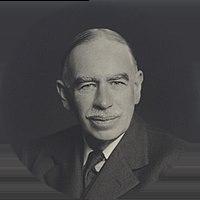 Picture of John Maynard Keynes