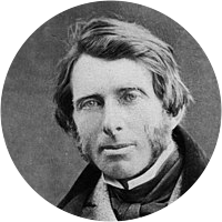 Picture of John Ruskin
