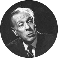 Picture of Jorge Luis Borges