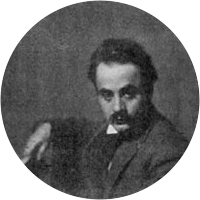 Picture of Kahlil Gibran