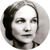Picture of Katherine Anne Porter