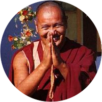 Picture of Lama Thubten Yeshe