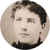 Picture of Laura Ingalls Wilder
