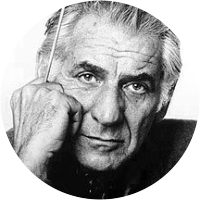 Picture of Leonard Bernstein