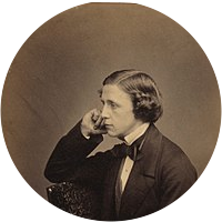 Picture of Lewis Carroll