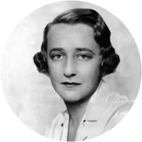 Picture of Lillian Hellman