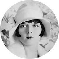 Picture of Louise Brooks