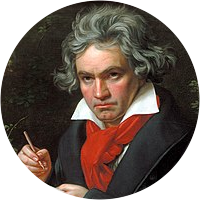 Picture of Ludwig van Beethoven