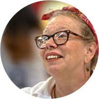 Picture of Lynda Barry