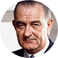 Picture of Lyndon B. Johnson