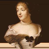 Picture of Madame de Sevigne